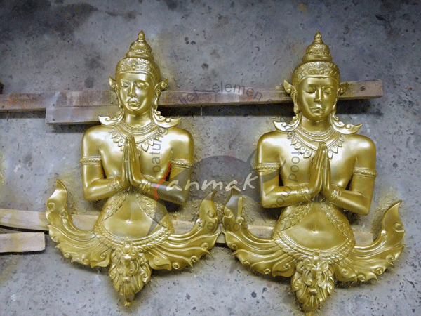 patung-relief-budha
