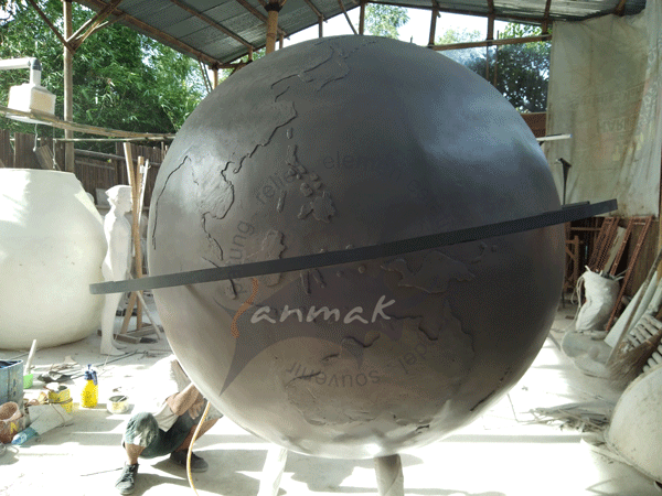 membuat bola-dunia-globe