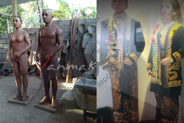 manekin-baju-tradisional